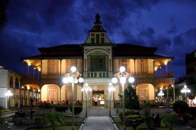 Palacio de Hierro en Bélgica