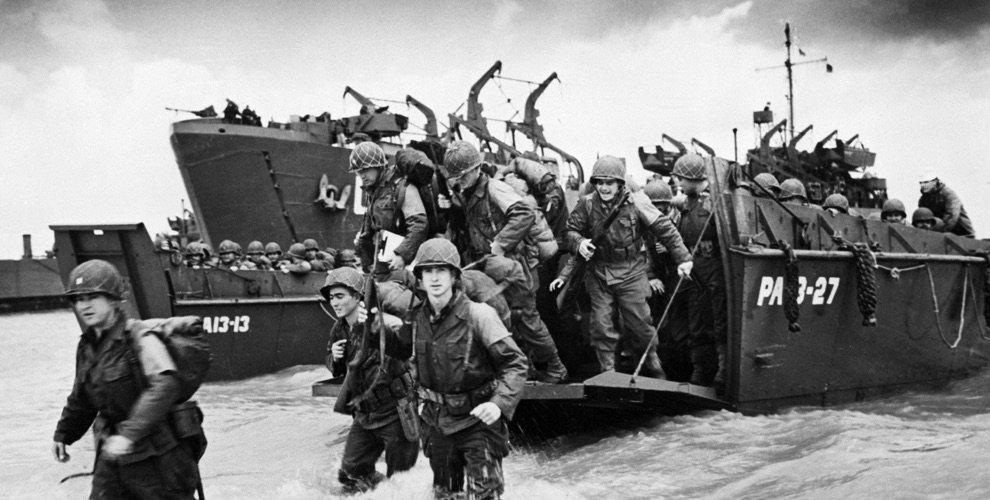 segunda guerra mundial normandia podcast