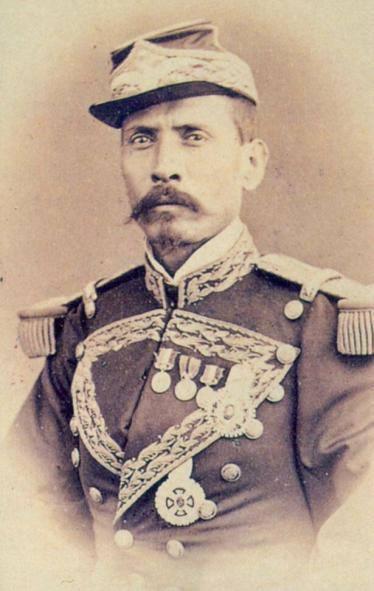Porfirio Díaz joven