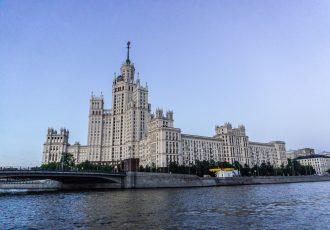Moscú en Rusia