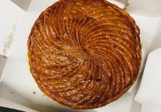 La Rosca de Reyes Francesa